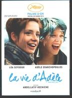 DVD - La Vie D'Adèle - Drame