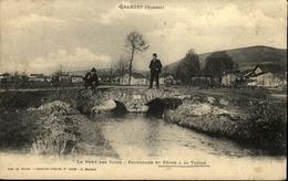 88  GRANGES  Le Pont Des Voids  Promenad Et Pêche à La Truite - Granges Sur Vologne
