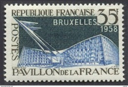 Timbre 1156 Expo De Bruxelles, Neuf Sans Charniere *** - Neufs