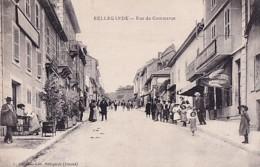 BELLEGARDE       RUE DU COMMERCE      MAGASIN MICHAUX    CARTES POSTALES - Bellegarde-sur-Valserine