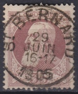 "86- COB/OBP 77 (o)  ""St-Bernard"" +4 - 1905 Breiter Bart"