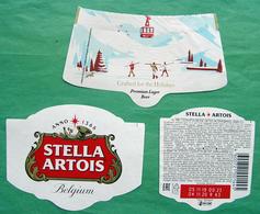 Stella Artois Beer Label - Bière