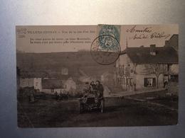 VILLERS-CERNAY- Vue De La Rue D'En Bas - Francia