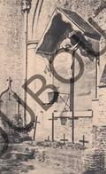 Postkaart - Carte Postale ADINKERKE Souvenir De La Guerre WOI 1914-1918 - Cimetière Militaire - Soldatenkerkhof (G462) - De Panne