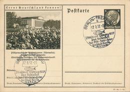 BERLIN-TREPTOW  -  1937 ,  Stralauer Fischzug - BPK  Kaiserslautern - Deutschland