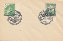 BERLIN-PANKOW  -  1941 , Schaffende Sammeln , Schaffende Geben - Deutschland
