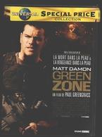 DVD - Green Zone - Matt Damon - Crime
