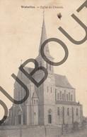 Postkaart - Carte Postale WATERLOO Eglise Du Chenois  (G431) - Waterloo
