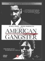 DVD - American Gangster - Russel Crowe / Denzel Washington - Drame