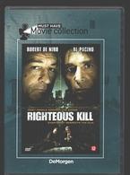 DVD - Righteous Kill - Robert De Niro / Al Pacino - Policiers