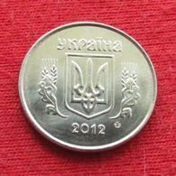Ukraine 1 Kopiyka 2012 KM# 6 UNC  Ucrania - Ucrania