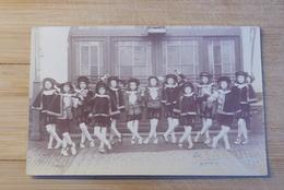 Sint Truiden  Cpa Pk  Fotokaart Danser School Fotograaf Blanckart - Anonyme Personen