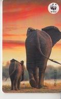 3330 WWF Card - Nederland