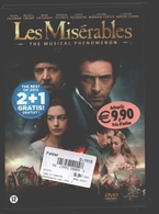 DVD - Les Misérables - Comédie Musicale