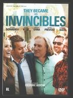 DVD - Les Invincibles - Gerard Depardieu - Komedie