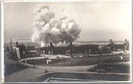 Italie - GENOVA - Tir D'artillerie Vers La Cote - Italy