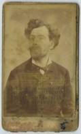 Carte D'exposant à L'Exposition Universelle De 1889 . Le Peintre Achille Cesbron , Né à Oran . - Photos