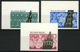 [A2588] België 2315/17 - Belgisch Kantwerk - Dentelles De Belgique - Brugge - ON - Cote: 37,50€ - Belgio