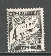 Frankrijk, Taxe Yv 13, Postfris Zonder Scharnier, MNH) - 1859-1955.. Ungebraucht