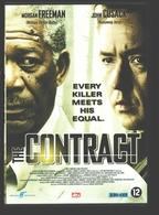 DVD - Morgan Freeman Box - Edison / The Contract / The Code - Action, Aventure