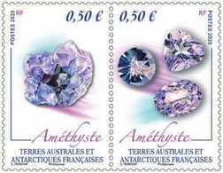 TAAF 2020 - Améthyste ** - Tierras Australes Y Antárticas Francesas (TAAF)