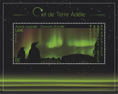 TAAF 2020 - Aurore Australe En Terre Adélie ** - Ungebraucht
