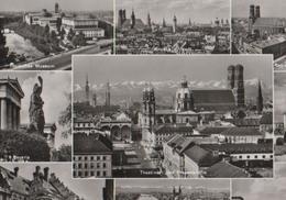 München U.a. Deutsche Museum - Ca. 1965 - Muenchen