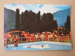 Italy / Merano, Meran - Camping, 1961. ( Swimming Pool, Guys , Girls, Swimsuits ... ) - Merano
