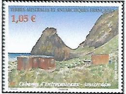 TAAF 2020 - Cabanes D'Entrecasteaux ** - Tierras Australes Y Antárticas Francesas (TAAF)