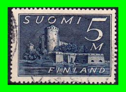 FINLANDIA  ( SUOMI )  SELLO AÑO 1930  TURISMO - Finland
