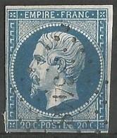FRANCE - Oblitération Petits Chiffres LP 3448 USSON-DU-POITOU (Vienne) - Marcophilie (Timbres Détachés)