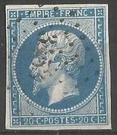 FRANCE - Oblitération Petits Chiffres LP 3453 UZERCHE (Corrèze) - Marcophilie (Timbres Détachés)