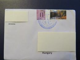 Armenia 1999, 2019 Circulater Letter, Europa CEPT, Landscape, Definitives - Armenien