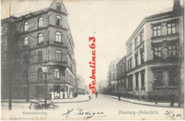 Hamburg - Hohenfelde - Wandsbekerstieg - 1906 - Allemagne