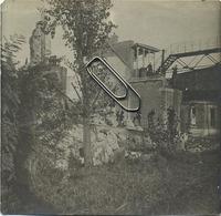 MUIZEN - MUYSEN (  GARE - STATIE ) - Malines - Mechelen : Fin Septembre 1914 ( 8 X 8 Cm ) Guerre - Lieux