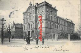 Hamburg - Hohenfelde - Realschule - Alfredstrasse - 1905 - Allemagne