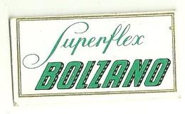 """6330 """" SUPERFLEX BOLZANO """"-CONFEZIONE CON 1 LAMETTA - Lamette Da Barba"""