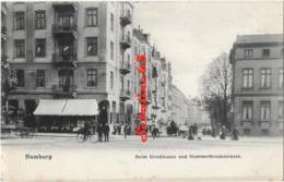 Hamburg - Beim Strohhause Und Hammerbrookstrasse - 1906 - Allemagne
