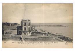 SAINTE ADRESSE  LE SEMAPHORE DE LA HEVE ET PANORAMA DU HAVRE - Sainte Adresse