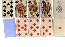 Jeu De 32 Cartes Ancien (décret Du 12 Avril 1890) - 32 Cartes