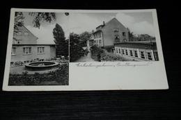 9299         ERHOLUNGSHEIM  QUELLENGRUND,  POST DORNAP - 1951 - Germania
