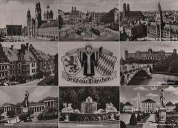 München - U.a. Bavaria - Ca. 1965 - Muenchen