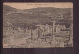 TUNISIE BULLA REGGIA PALAIS DE LA CHASSE - Túnez