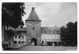TURCKHEIM - Carte Photo - Tour - Restaurant Muller - Turckheim