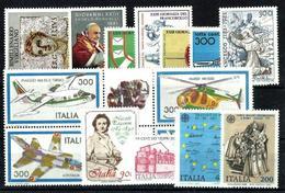 Italia 9 Series En Nuevo. Cat.21,45€ - 6. 1946-.. República