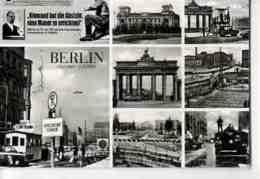 D640 - BERLIN - Mauerbau 1961 - Mur De Berlin