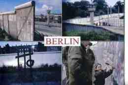D647 - BERLIN - Die Mauer - Le Mur - Mur De Berlin