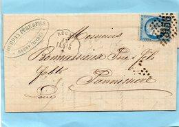 G.C.3156 ROANNE  Sur N°60+ Convoyeur Station REGNY TA.St-G Le 13/3/72.cote 120. - Postmark Collection (Covers)