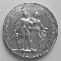 Eidgenossisches Schutzenfest In Bern 1885 - Royal / Of Nobility