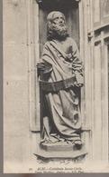 C. P. A. - ALBI - LA CATHÉDRALE SAINTE CÉCILE - SAINT MATHIEU - APÔTRE - 70 - N. D. - Albi